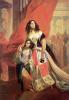 Портрет графини Юлии Павловны Самойловой с приёмной дочерью Амацилией Пачини