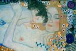 Густав Климт. Три возраста женщины (фрагмент)