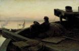 Abram E. Arkhipov. On The Volga