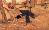 Джованни Фаттори. Полуденный отдых
