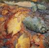 Рыбы при заходящем солнце