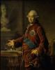 Portrait of Vice Chancellor Prince Alexander Mikhailovich Golitsyn