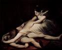 Krimhilda [02] embraces the dead Siegfried