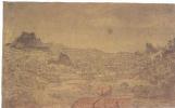Херкюлес Питерс Сегерс. Долина с городом и церковью