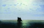 Архип Иванович Куинджи. Лунная ночь на море