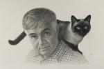 Sergey Alekseevich Makarov. Dad cat