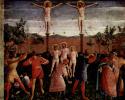 Центральный алтарь святых Косьмы и Дамиана из доминиканского монастыря Сан Марко во Флоренции, основание триптиха, шестая сцена: