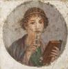 Портрет молодой девушки (Портрет поэтессы Сапфо?)