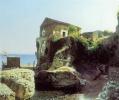 На острове Капри. Рыбацкий домик