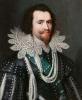 Портрет Джорджа Вилльерса, герцога Бэкингем