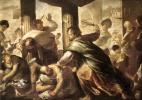 Лука Джордано. Христос очищающий храм