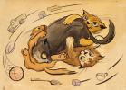 Оборот льва
