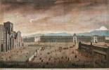 Вид на главную площадь Мехико