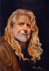 "The Portrait Of ""Robert Plant"""