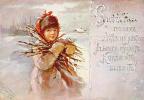 Елизавета Меркурьевна Бём (Эндаурова). Снег на полях, лед на реках, вьюга гуляет