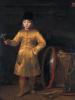 Портрет мальчика. Отто ван дер Вайен в польском костюме
