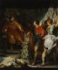 Муций Сцевола перед царем Порсеном
