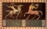 Franz von Pieces. Amazon and centaur