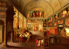 Frans Franken the Younger. Picture gallery