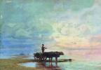 Фёдор Александрович Васильев. На берегу моря