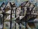 Bruges. Kubofuturizm