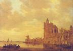 Ян ван Гойен. Вода