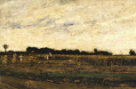 Михай Либ Мункачи. Кукурузное поле