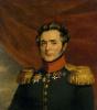 Portrait of Alexander Pavlovich Aledinsky