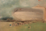 The first Soviet airship