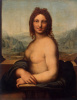 "Обнаженная женщина (""Донна Нуда""). Школа Леонардо да Винчи"