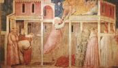 Джотто ди Бондоне. Сцены из жизни святого Иоанна Богослова