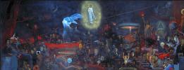 Илья Сергеевич Глазунов. Мистерия XX века. 1999