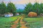 Наджаф Мамедов. Село авила