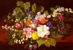 Букет из весенних цветов