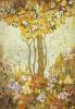 """Гобелен """"Здесь много наших полегло, Земля взрастила им цветы – Калину, дуб и васильки …"""""""