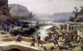 Павел Осипович Ковалевский. Бой у Иваново-Чифлик 2 октября 1877 года