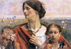 Jacek Malchevsky. The Law, The Fatherland, Art. Triptych. Homeland