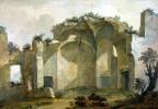 Шарль-Луи Клериссо. Руины одной из построек виллы императора Адриана