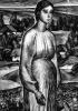"Illustration to the collection of Shevchenko's ""Kobzar"""