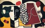Fernand Leger. Still life
