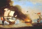 Виллем ван де Вельде Младший. Английский корабль