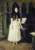 Portrait Of Helena Adrianovna Prahovo