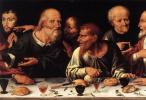 Йос ван Клеве. Алтарь оплакивания Христа
