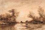 Lev Feliksovich Lagorio. Italian landscape