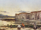 Pegwell Bay in Kent - a recollection of October 5 1858