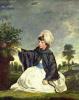 Портрет леди Каролины Говард