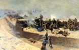 Отражение бомбардировки англо-французского флота