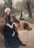 Children of Prince P. N. Trubetskoy
