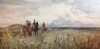 Cossacks in the field
