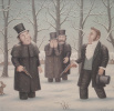 """Duel Onegin and Lensky. Series """"Year of Theater in the village of Peremilovo"""""""